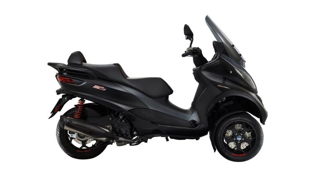 Piaggio Réunion Moto 2000