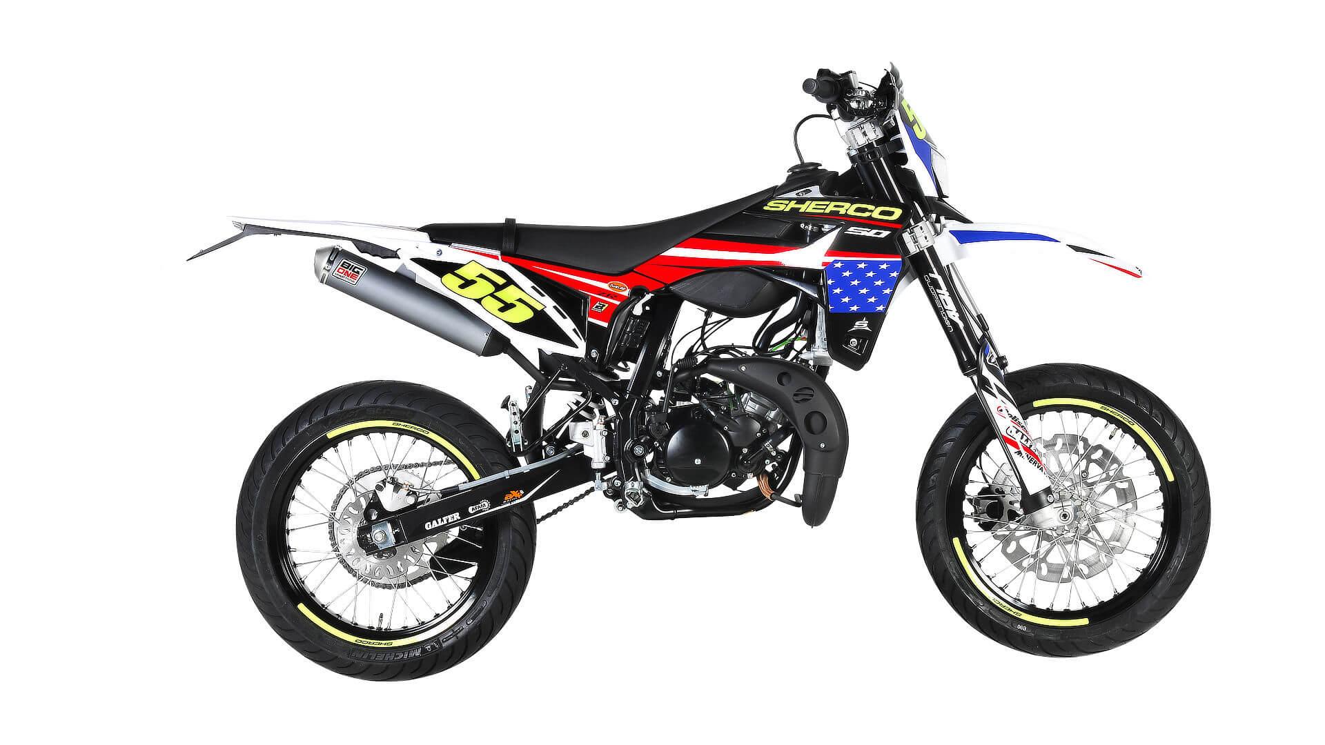 Sherco Réunion Moto 2000