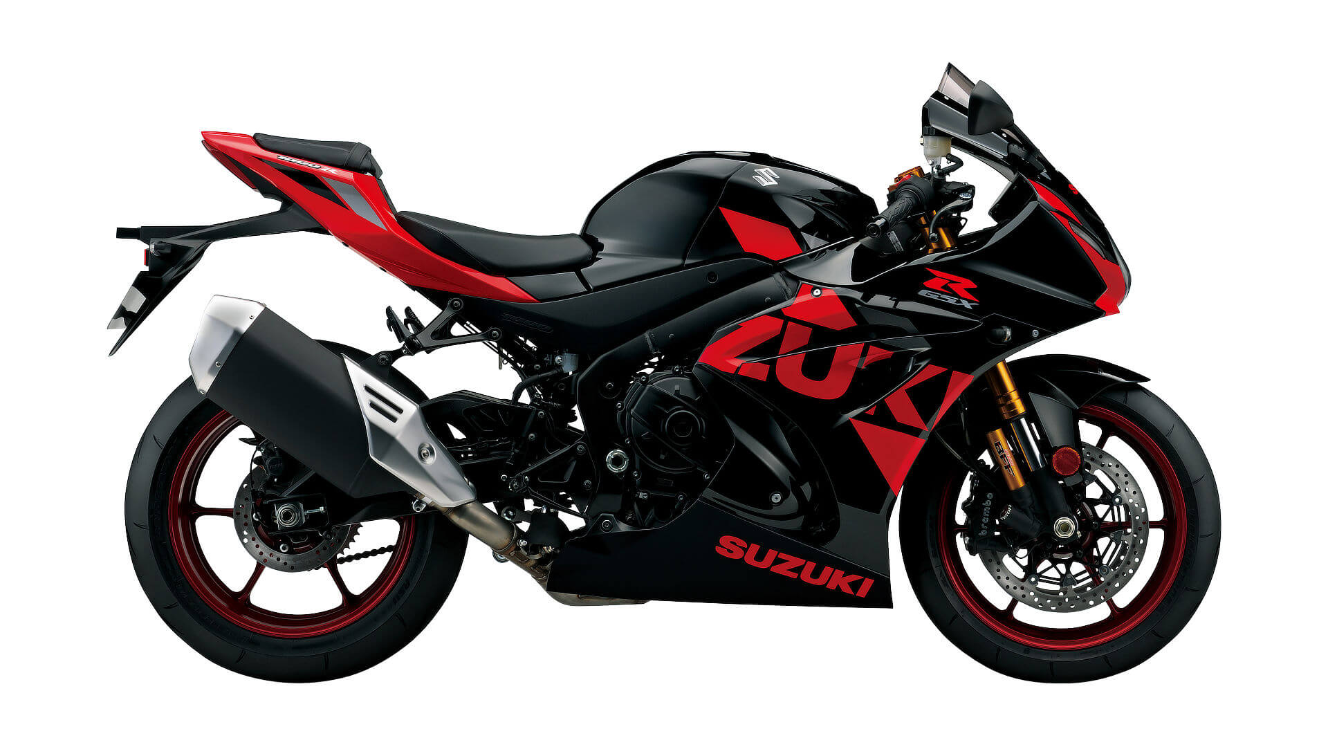Suzuki Réunion Moto 2000