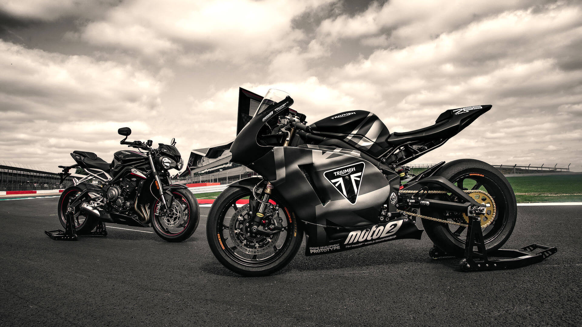Triumph Réunion Moto 2000